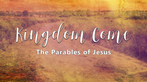 Kingdom Come Week 6: The Rich Man and Lazarus