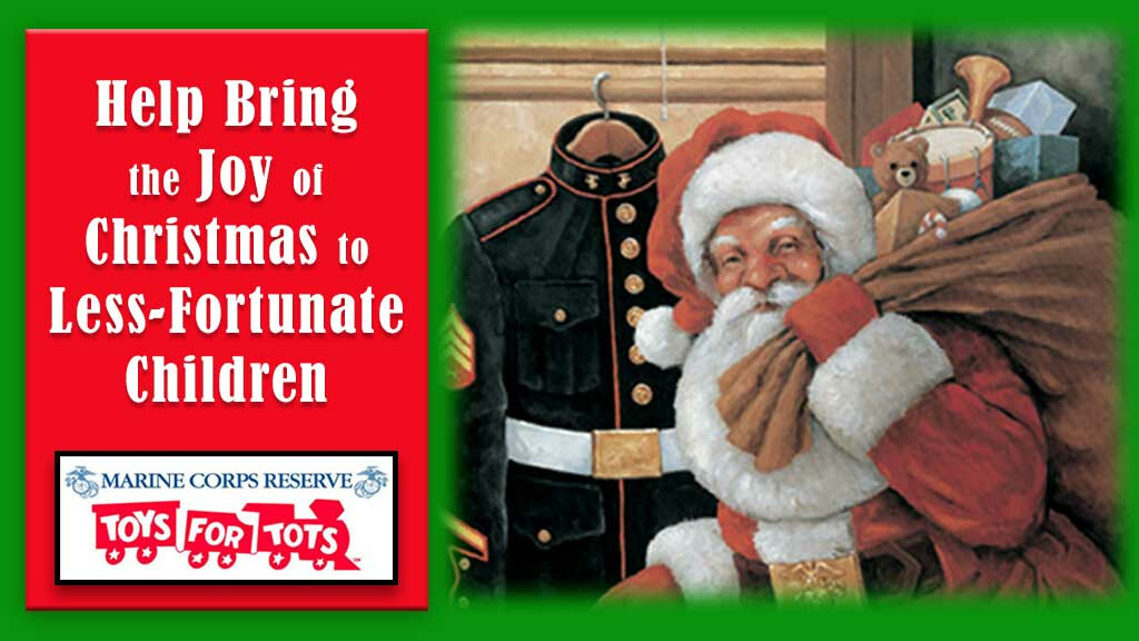 Toys for Tots Collection